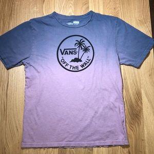 Vans Purple Hombre T-Shirt